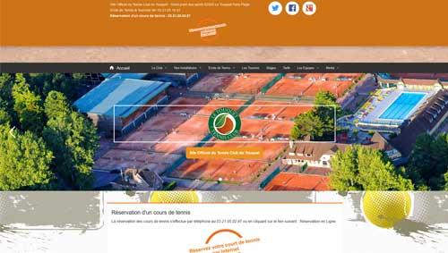 Site Touquet Tennis Club